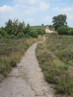 Pieterpad, Pieters Trail, from Pieterburen to the Saint Petersmountain near Maastricht
