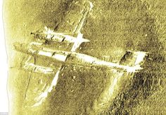 Underwater images of the WW2 Dornier lying in 50ft of water off the Kent coast. It is the only surviving World War Two Nazi bomber to be raised from its watery grave in the English Channel