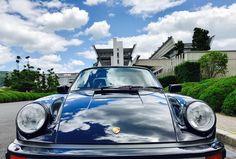 Porsche 930 Carrera 1988. Kyoto International Conference Center.