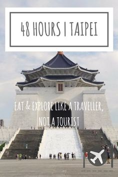 Chasing a Plate's Taipei Travel Guide. Where to eat in Taipei, things to do in Taipei and where to stay in Taipei and handy tips...