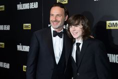 'The Walking Dead' hosts Season 6 premiere party: 4 things we learned | syracuse.com