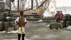 This free immersive history game lets students see what it would be like to be a young person during various pivotal moments in American history.