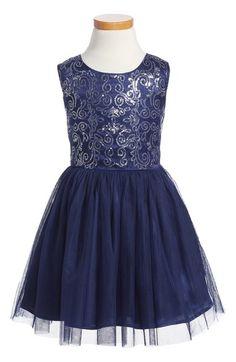 Nanette Lepore Sleeveless Sequin Dress (Big Girls) available at #Nordstrom