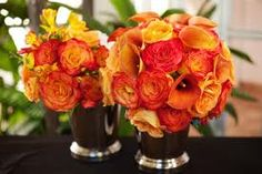 Orange Roses With Glass  http://www.a1ahmedabadflowers.com/