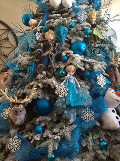 ANNA FROZEN christmas tree - Buscar con Google