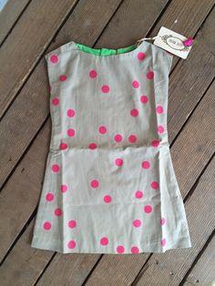 Check out this listing on Kidizen: NWT Joyfolie Pink Dot Dress 3 via @kidizen #shopkidizen