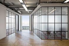 A Peek Inside Clarkslegal's Modern New Reading Office - Officelovin'