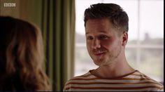 Dominic Copeland - David Ames 19.50 David Ames, Holby City, Actors, Actor