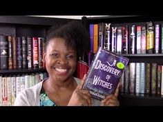 A Discovery of Witches by Deborah Harkness | Book Review - YouTube
