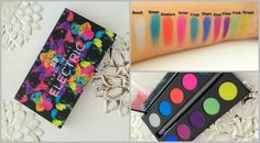 Urban decay electric palette review and swatches Urban Decay Electric Palette, Swatch, Gift Wrapping, Makeup, Face, Gift Wrapping Paper, Make Up, Wrapping Gifts, The Face