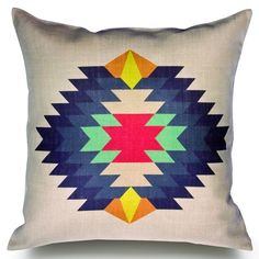 Souk Style for Your Home - Dakota Throw Pillow by Rouge Du Rhin - #wedding #registry