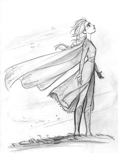 Frozen 2 is here finally! So much fun to draw… – cosmoanimato CosmoAnimato – Frozen 2 is here finally! So much fun to draw… Disney Concept Art, Disney Fan Art, Disney Love, Disney Sketches, Disney Drawings, Disney And Dreamworks, Disney Pixar, Punk Disney, Frozen Drawings