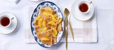 Paul's Crepe Suzette | The Great British Bake Off