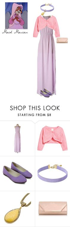 """""""Robin Hood- Maid Marian"""" by michdrpenguin ❤ liked on Polyvore featuring MINKPINK, Vanessa Mooney and Dorothy Perkins"""