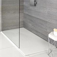 Bathroom Shop, Big Bathrooms, Small Bathroom, Bathroom Ideas, Cottage Bathrooms, Downstairs Bathroom, Slate Shower, Walk In Shower, Shower Walls