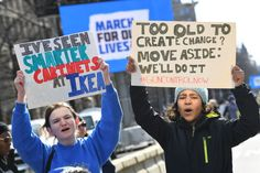 (*) 'March for Our Lives' Gun Control Rally