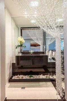Lavabo: Banheiros minimalistas por Das Haus Interiores - by Sueli Leite & Eliana Freitas