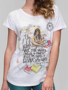 Voracious Reader  91 Madrid, T Shirts For Women, Woman, Mens Tops, Fashion, Moda, Fashion Styles, Fasion, Women