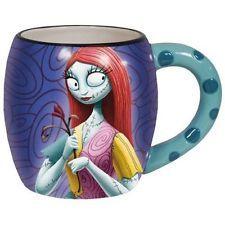 A Nightmare Before Christmas Sally Holding a Rose 16 oz Ceramic Oval Mug UNUSED