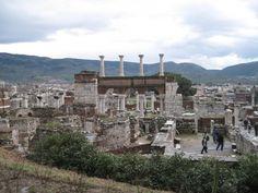 Highlighting visits to Istanbul, Bursa, Pamukkale, Aphrodisias and the Seven Churches of Revelation: