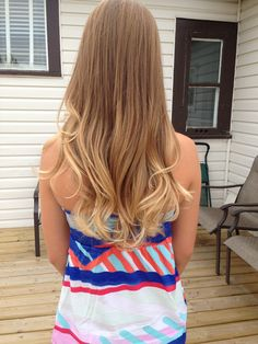 My hair ! #ombre