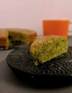 Pistachio cake Ruby Tandoh