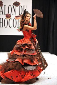 (93) Fashion CHOCOLATE Salon du CHOCOLAT
