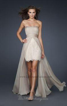 La Femme 17547 Dress