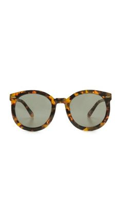 b196b54aef7 Karen Walker Super Duper Strength Sunglasses Karen Walker Sunglasses