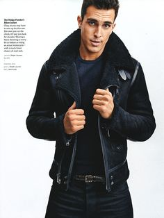 CLINT MAURO for GQ STYLE US FALL/WINTER 2015 ISSUE