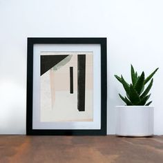 New York Subway Geometric Abstract Print - architecture & buildings