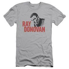 RAY DONOVAN/LOGO-S/S ADULT 30/1-SILVER