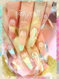 春ネイルたち★♪の画像 | ♪Pinky nail Dialy♪