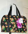 ◕∂ LUV BETSEY BY BETSEY JOHNSON WEEKENDER quilted tropical print & diaper... Final http://j.mp/2jlYrvD
