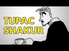 The animated video and interview is part of the PBS Digital Studios excellent series Blank on Blank : | Listen To Tupac Shakur's Thoughts On Life, Death, And Racism