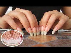 Receita Caseira Fácil de Endurecedor de Unhas Para Ter Unhas Grandes e Duras! How To Grow Nails, How To Make, Hot Sauce Recipes, Finger, Diy Manicure, Healthy Nails, Nail Treatment, Nail Tips, Long Nails