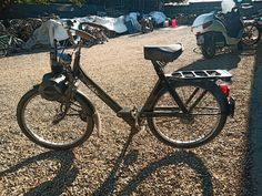 Solex - 3800 - 49 cc - 1965 Vintage Moped, Antique Auctions, Around The Worlds, Bicycle, Antiques, Painting, Antiquities, Bike, Antique
