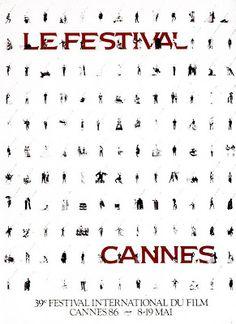 Festival de Cannes | 1986 | Poster