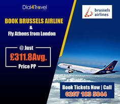 If you want to fly at cheap airfare, don't take stress. brought tickets at reasonable prices, book tickets now. Call at: 0207 183 5844 Best Airlines, Cheap Airlines, Airline Booking, Cheap Flights, Athens, Books, Libros, Low Fare Flights, Book