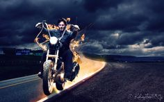 Norman- where there smoke there's fire!!! Hot stuff!
