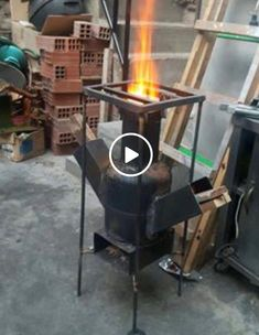 Discover thousands of images about Afbeeldingsresultaat voor estufa rocket planos Risultati immagini per medidas rocket stove Rocket Stove Self Feeding With Airflow Valve clear coat Image gallery – Page 607211962237516060 – Artofit – BuzzTMZ Stove Heater, Stove Oven, Fire Cooking, Outdoor Cooking, Metal Projects, Welding Projects, Rocket Stove Design, Eco Deco, Diy Wood Stove