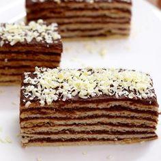 Ez igazán feldobja a napod: íme a belga csokis hatlapos - Blikk Rúzs Tiramisu, Rum, Bread, Ethnic Recipes, Food, Brot, Essen, Baking, Meals