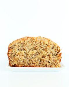 1-Bowl Gluten-Free Banana Bread! Whole grain goodness in a dense, sweet quickbread. #minimalistbaker