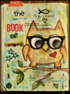 The book of proverbs journal one chapter a day