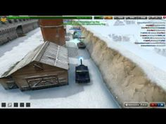 Tanki Online - [Getting better] Gameplay 1 - Tanki Online is a Free to play arcade style, tanks Shooter MMO Game playable in any internet browser Video Channel, Games Today, Free To Play, Arcade, Tanks, Internet, 3d, Videos, Style
