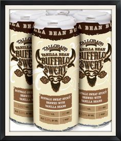 Tallgrass Vanilla Bean Buffalo Sweat is back again for winter, 2014. The brewery takes their oatmeal cream stout Buffalo Sweat and add Ugandan vanilla beans.