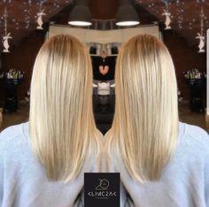 #iamklimczakhair #goldwell #blonde #fryzjerlodz #wodna #longhair #hairstyle #hair #blondehair #goldewllpolska #klimczakhairdesigners #goldwelcolor    #haircolor #goldwellcolour #salon