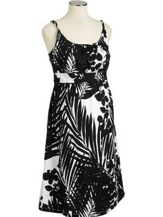 Old Navy Maternity Ruched Twist Empire Dresses
