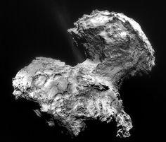 Les meilleures images de Rosetta avant l'atterrissage de Philae Rosetta Philae 67P comete 16 870x742