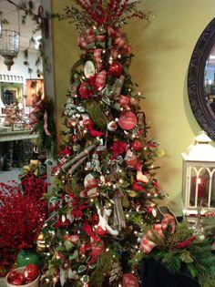 rustic christmas trees | Rustic christmas | Christmas Trees #xmas_present #Black_Friday #Cyber_Monday